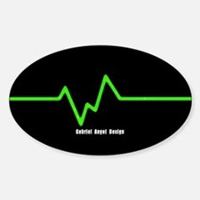 Envy Beat Oval Decal