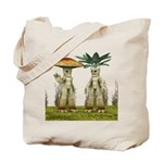 Lovable Vegetables - Waving Tote Bag