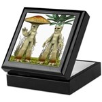 Lovable Vegetables - Waving Keepsake Box