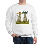 Lovable Vegetables - Waving Sweatshirt