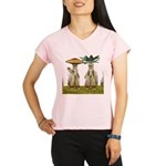 Lovable Vegetables - Waving Peformance Dry T-Shirt