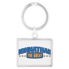 The Great Johnathan Keychains