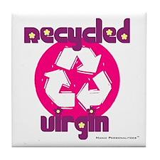 Recycled Virgin (Girls') Tile Coaster