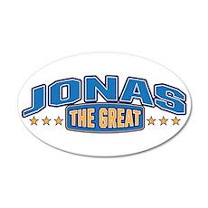 The Great Jonas Wall Decal