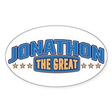 The Great Jonathon Decal