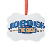 The Great Jorden Ornament