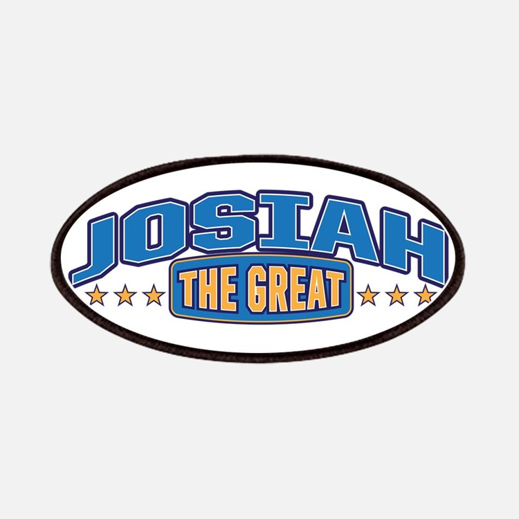 The Great Josiah Patches