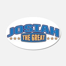 The Great Josiah Wall Decal