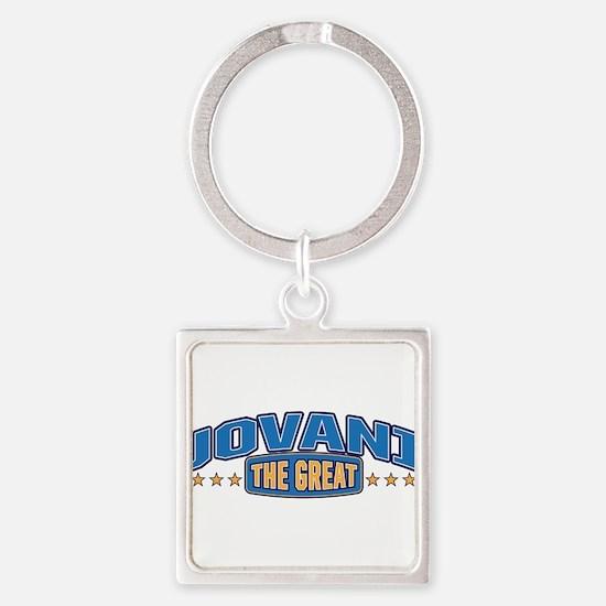 The Great Jovani Keychains