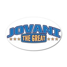 The Great Jovani Wall Decal