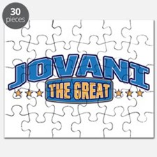 The Great Jovani Puzzle
