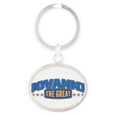 The Great Jovanni Keychains