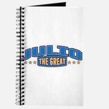 The Great Julio Journal