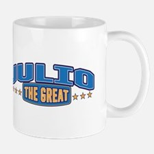 The Great Julio Small Small Mug