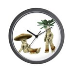Lovable Vegetables - Talking Wall Clock
