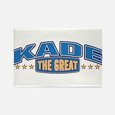 The Great Kade Rectangle Magnet