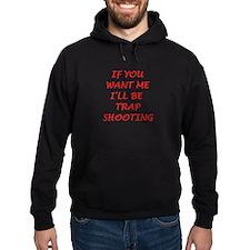 trap shooting Hoody