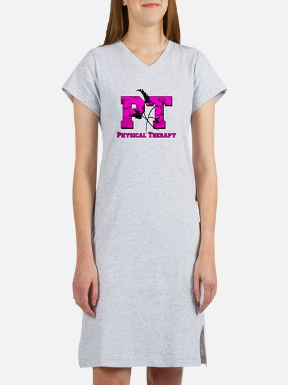 PT camo pink Women's Nightshirt