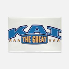 The Great Kai Rectangle Magnet