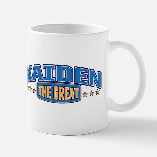 The Great Kaiden Mug