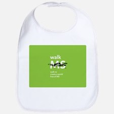 Green- Walk MS logo Bib