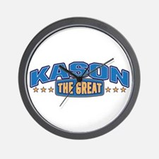 The Great Kason Wall Clock