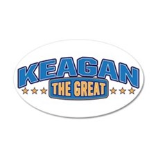 The Great Keagan Wall Decal