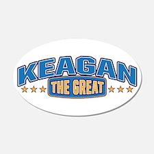 The Great Keagan Wall Decal