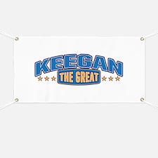The Great Keegan Banner