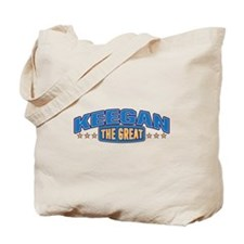 The Great Keegan Tote Bag