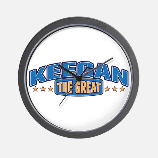 The Great Keegan Wall Clock