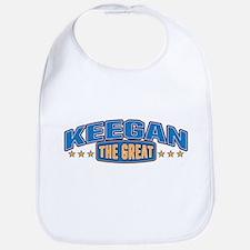 The Great Keegan Bib