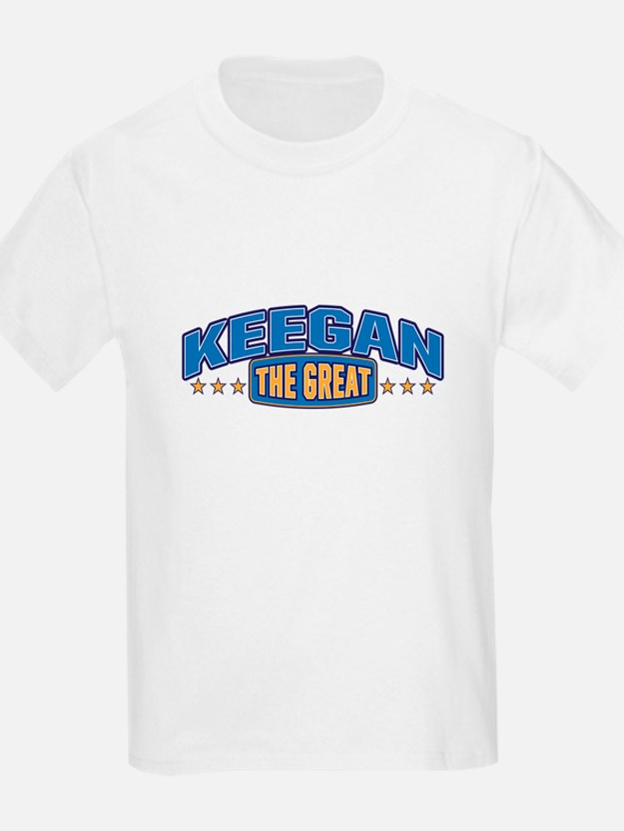 The Great Keegan T-Shirt