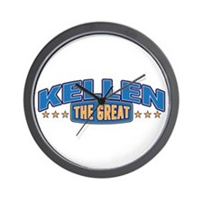 The Great Kellen Wall Clock