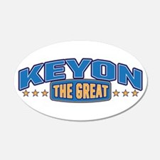 The Great Keyon Wall Decal