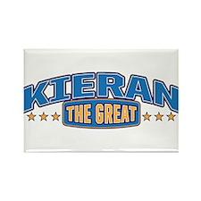 The Great Kieran Rectangle Magnet