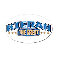 The Great Kieran Wall Decal