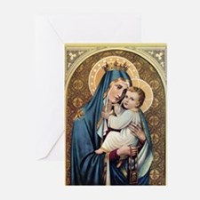 Unique Mt Greeting Cards (Pk of 20)