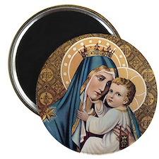 Cute Catholic jesus Magnet
