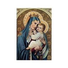 Our Lady of Mount Carmel Magnets