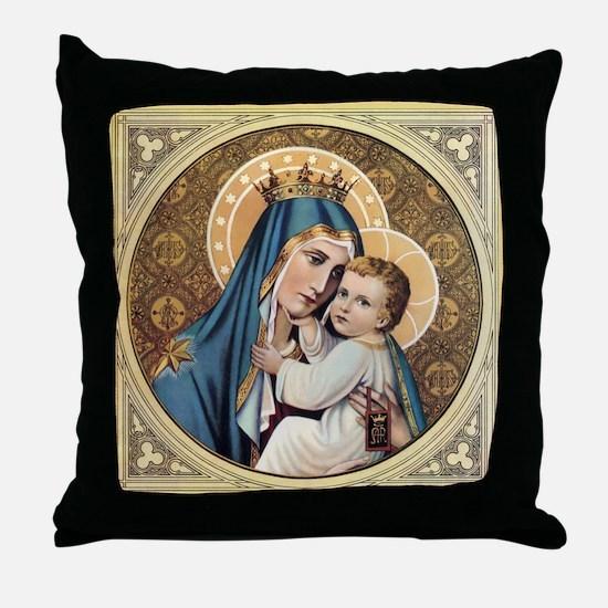 Unique Religious Throw Pillow