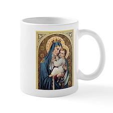 Our Lady of Mount Carmel Mugs