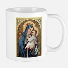 Our Lady of Mount Carmel Mugs