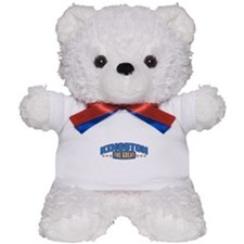 The Great Kingston Teddy Bear