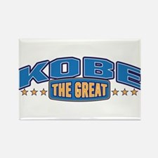 The Great Kobe Rectangle Magnet