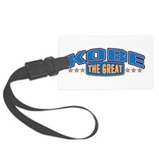 The Great Kobe Luggage Tag