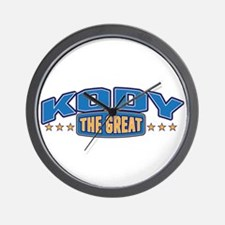 The Great Kody Wall Clock