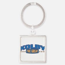 The Great Kolby Keychains