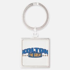 The Great Kolton Keychains