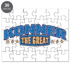 The Great Konner Puzzle